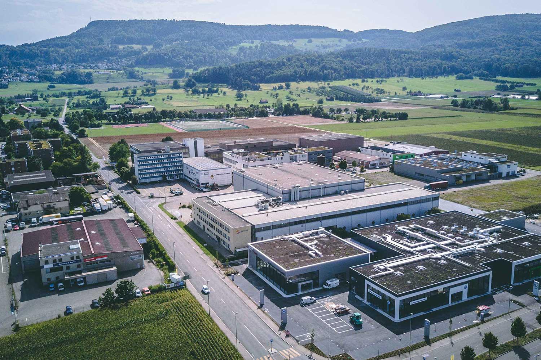 Aesch BL (Luftaufnahme)