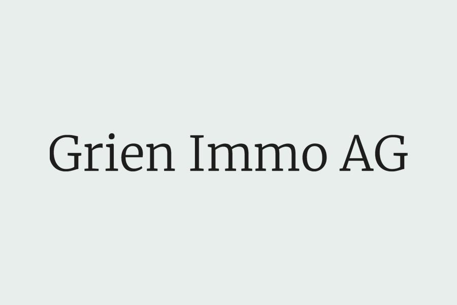 Grien Immo AG Logo