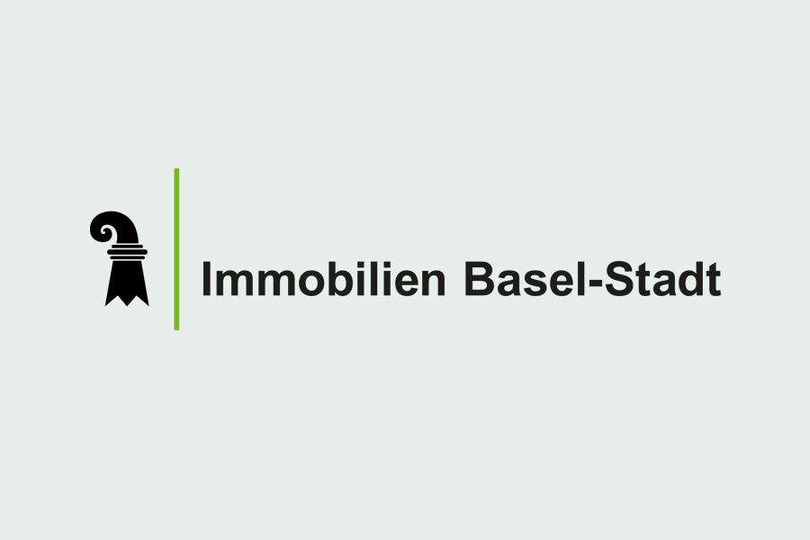 Immobilien Basel-Stadt Logo