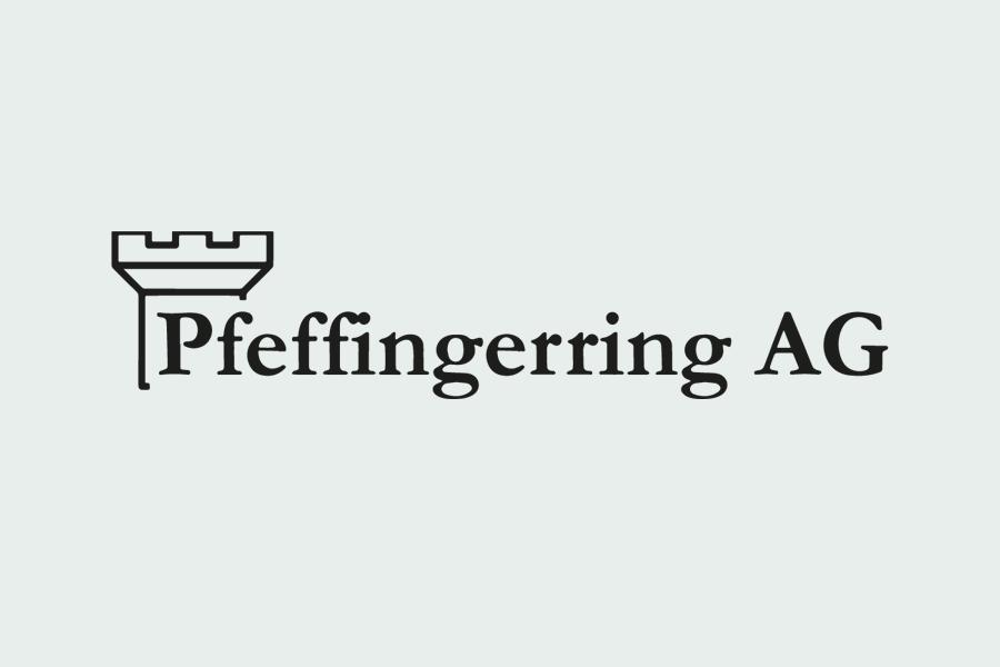 Pfeffingerring AG Logo